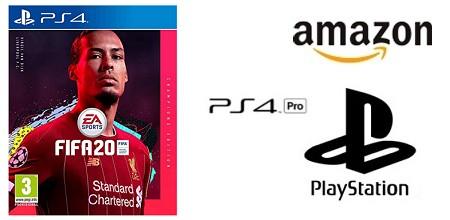 FIFA 20 playstation 4 pro en Tienda Online Shop