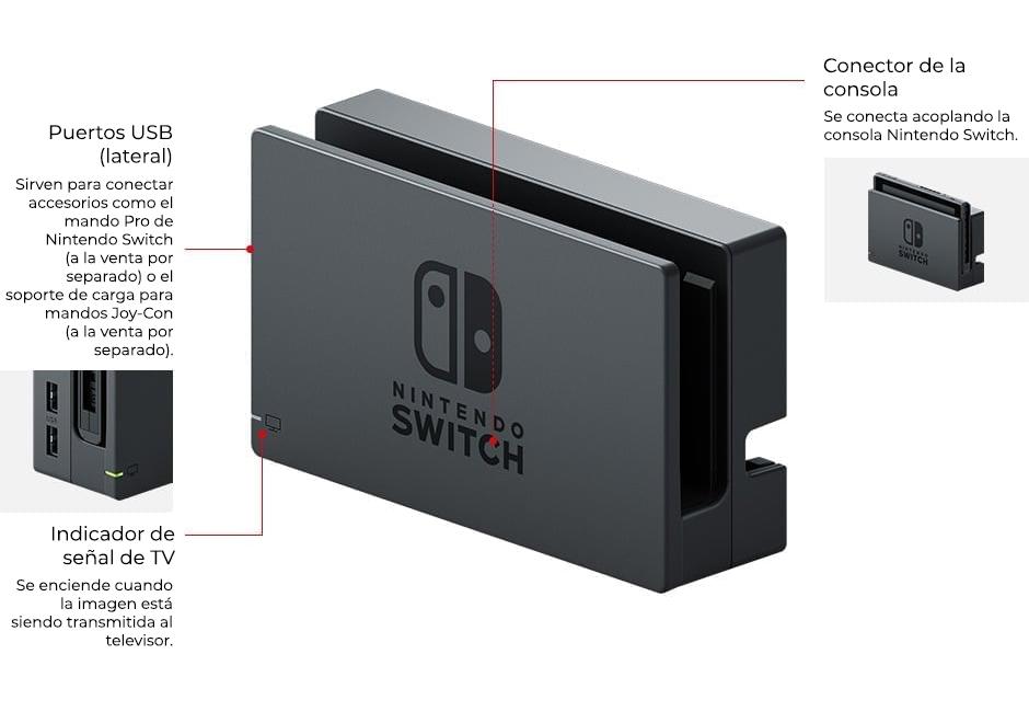 info base nintendo switch tienda online shop
