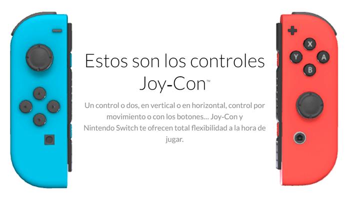 nintendo-switch-informacion mandos-videojuegos-tecnologia-tienda-onlina-shop