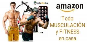 Musculacion y Fitness en casa