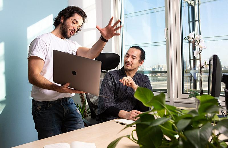 Técnicos de Innovamaxx - Tienda Online Shop