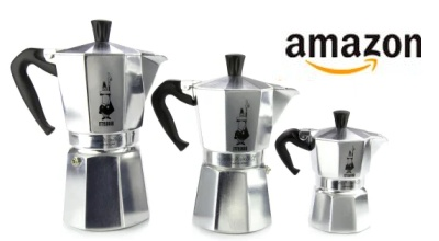 Cafeteras italianas Amazon Tiendaonlineshop
