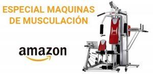Especial Maquinas Musculacion