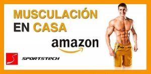Mancuernas Musculacion y Fitness en casa