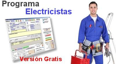 Programa Softgestion Electricistas